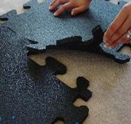 Active Tile (Pisos para Gimnasio)